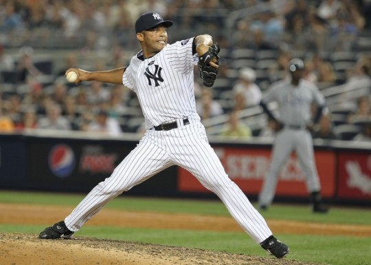 Mariano. Nobody outside the Yankees clubhouse ever wanted to see him in a game.