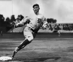 Ty Cobb, pride of American baseball