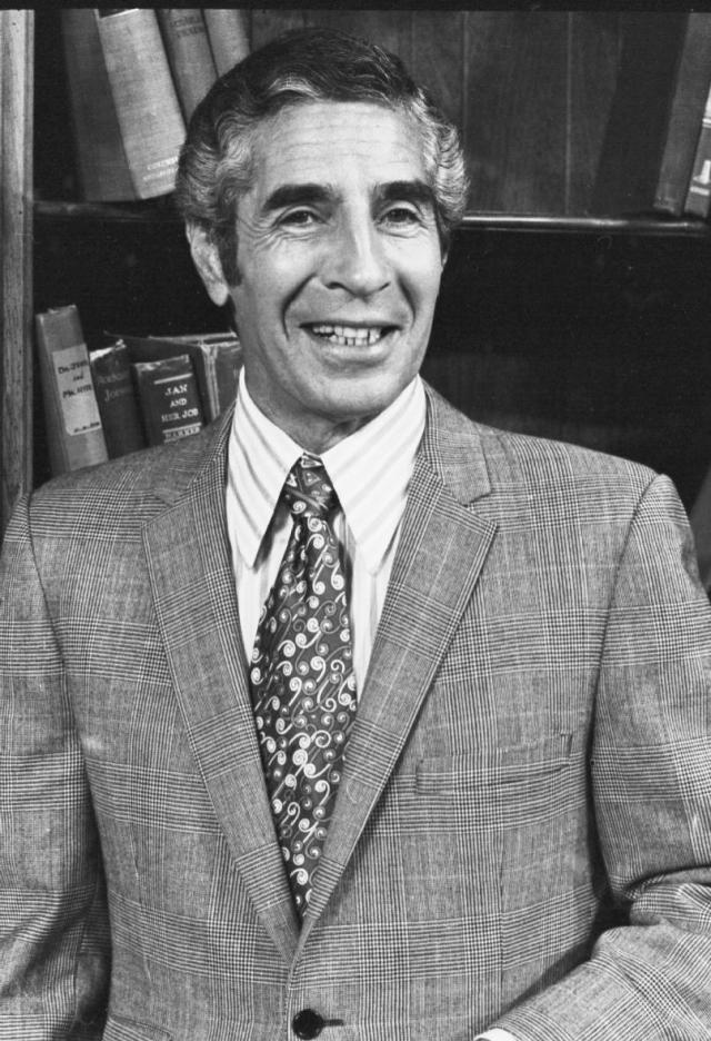 What a handsome shortstop looks like once the bubble reputation bursts: Phil Rizzuto.