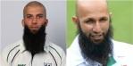 Moeen Ali (left) and Hashim Amla. Bearded wonders.
