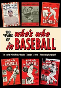 It may not furnish all the stats you deserve in the 21st c.,, but Who's Who in Baseball remains a sentimental choice.